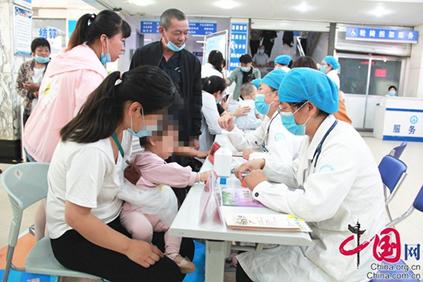 菏泽市立医院举办儿童康复发育迟缓义诊活动